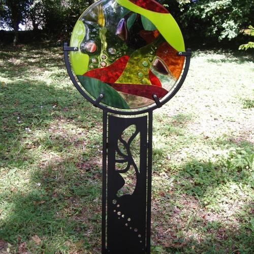 circular panel