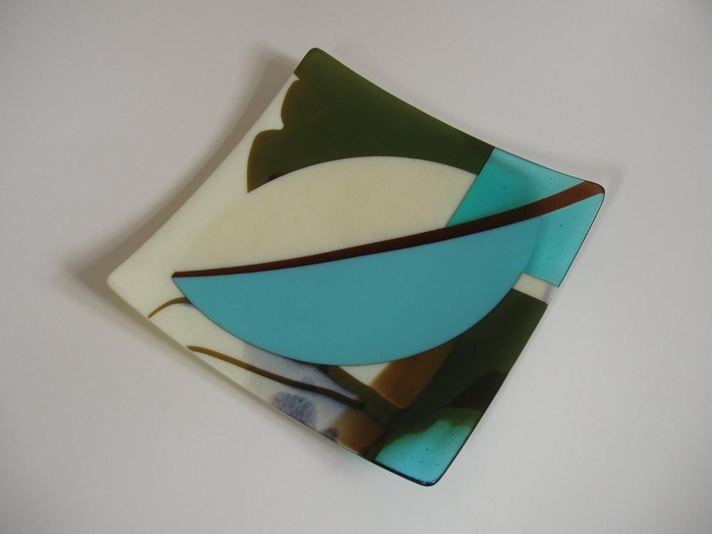 turquoise & vanilla bowl 1