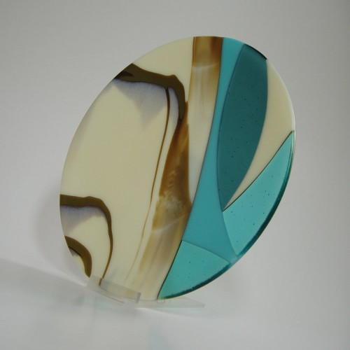 turquoise & vanilla bowl 2