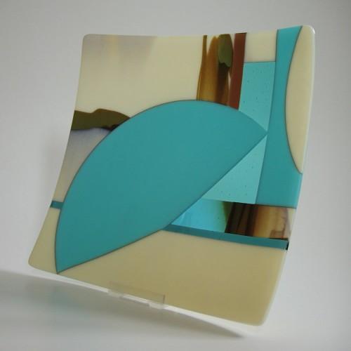 turquoise & vanilla bowl 4